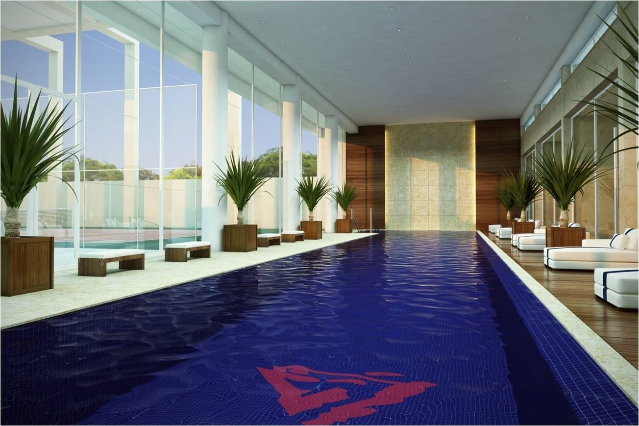 Zenith Heated Swimming Pool